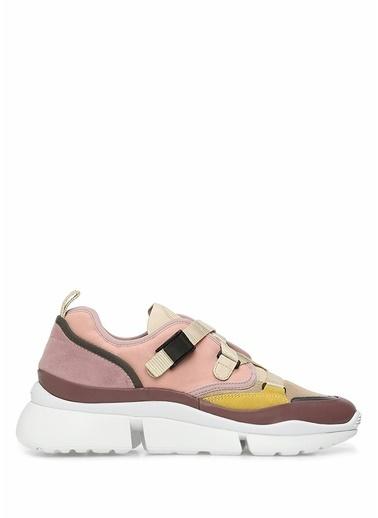 Chloe Sneakers Pembe